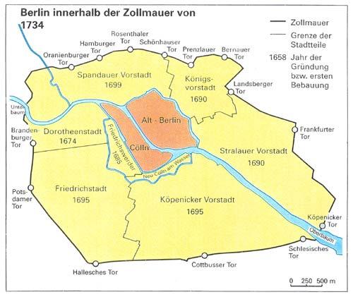Was Erzahlen Uns Die Berliner Mauern Berlinrundgange Mit Walter Kreipe